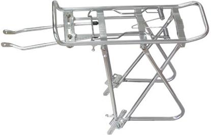 nosič MRX stavitelný klip stříbrný