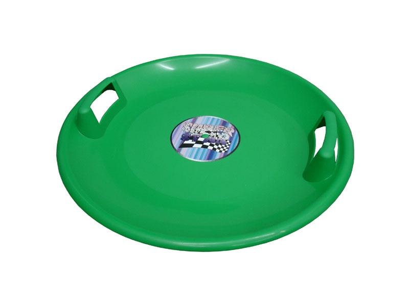 zima-talíř Superstar zelený