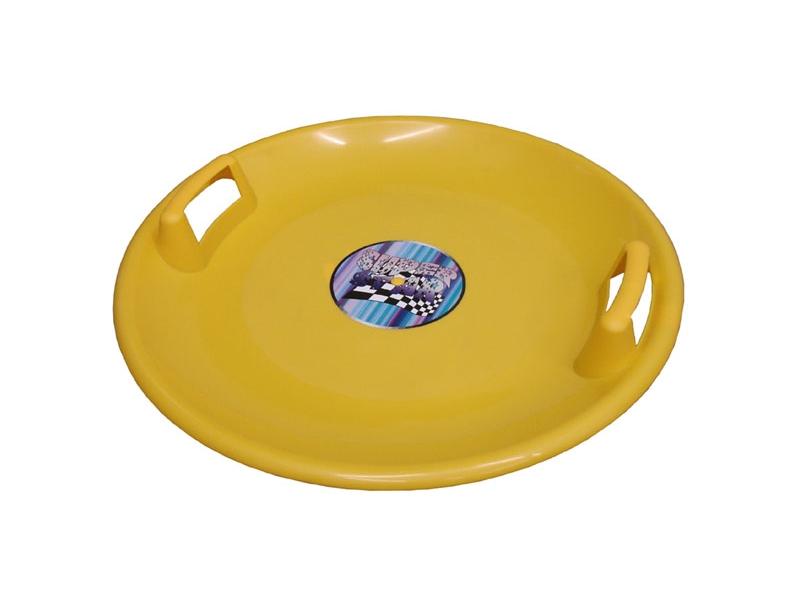 zima-talíř Superstar žlutý