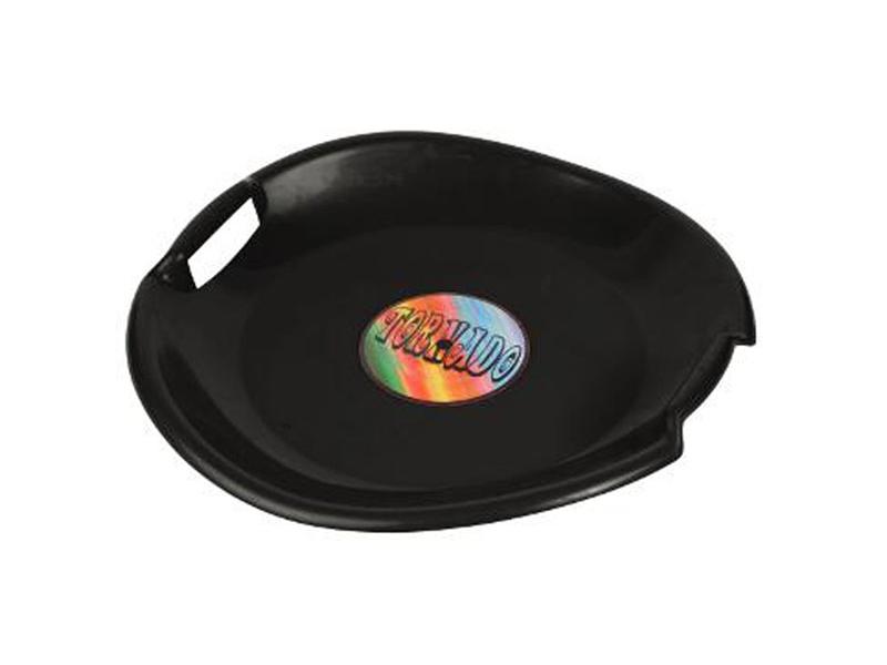 zima-talíř Tornado černý