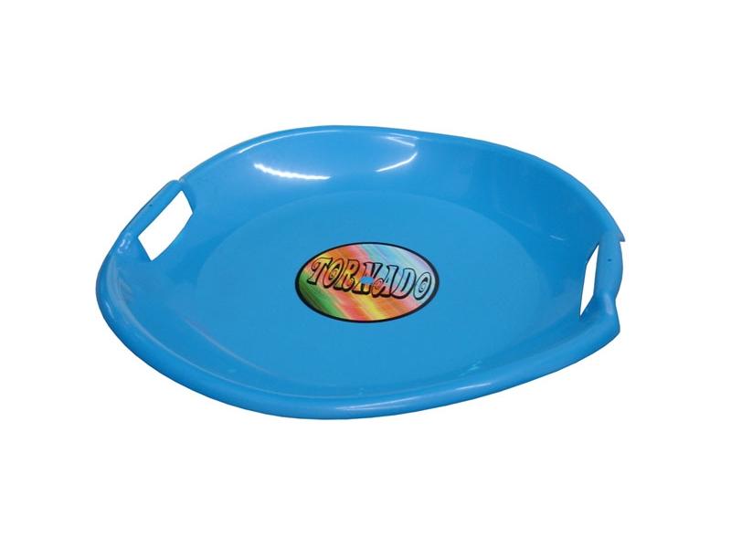 zima-talíř Tornado modrý