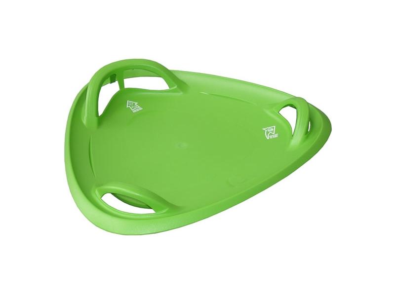 zima-talíř Meteor zelený