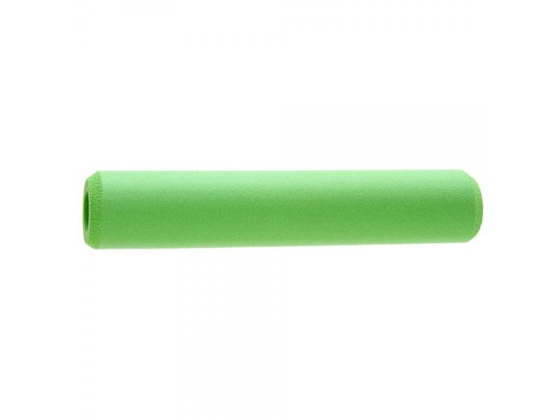 gripy SGC Silikon zelené FLUO