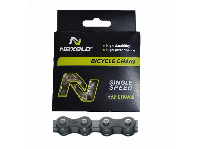 řetěz NEXELO 1-rychlostní 1/2x1/8 BOX