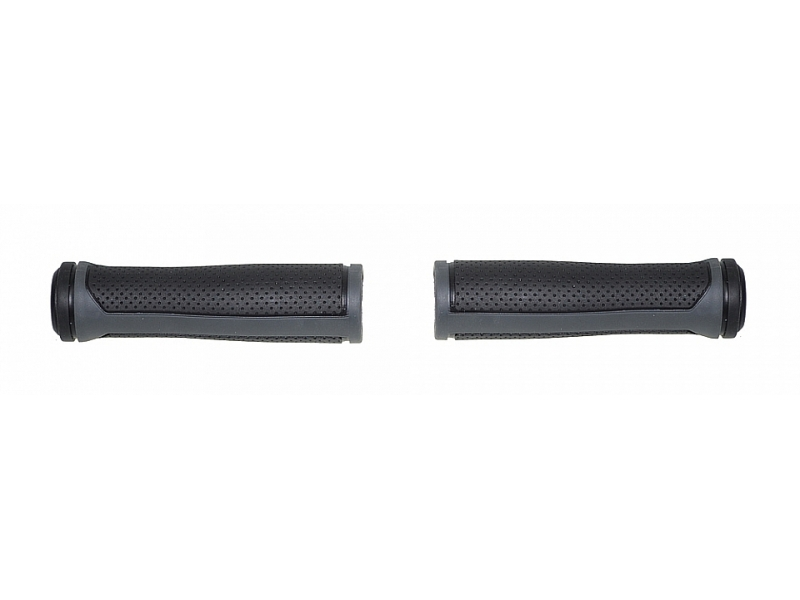 gripy NEXELO COMFORT 125mm černo-šedé