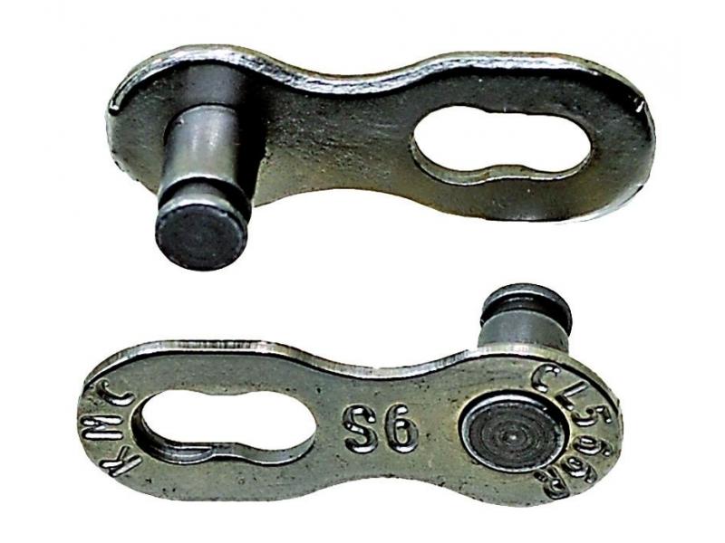 řetěz - spojka KMC 9 kolo 6.6mm