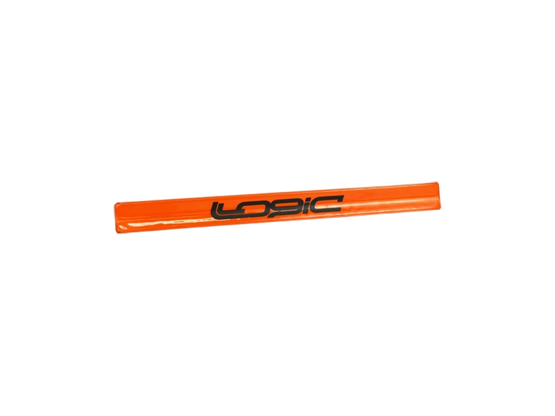 páska reflexní LOGIC oranžová 34cm