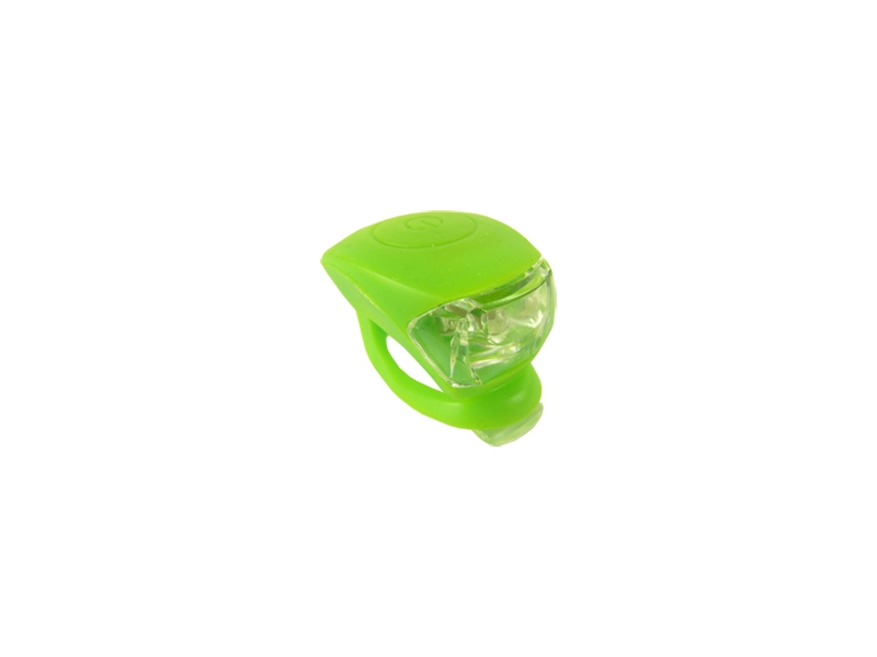 světlo Z LOGIC LED zelené