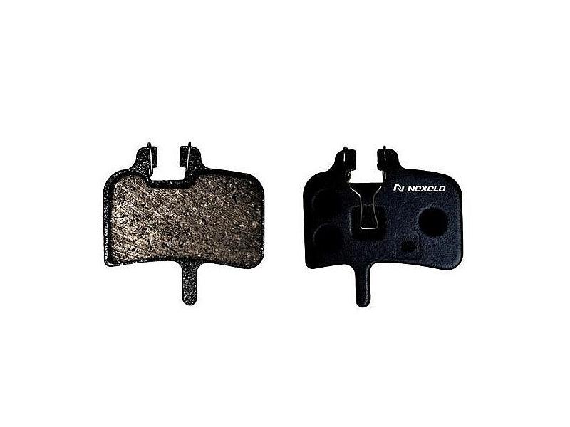 brzdové destičky NEXELO HAYES HFX semimetal