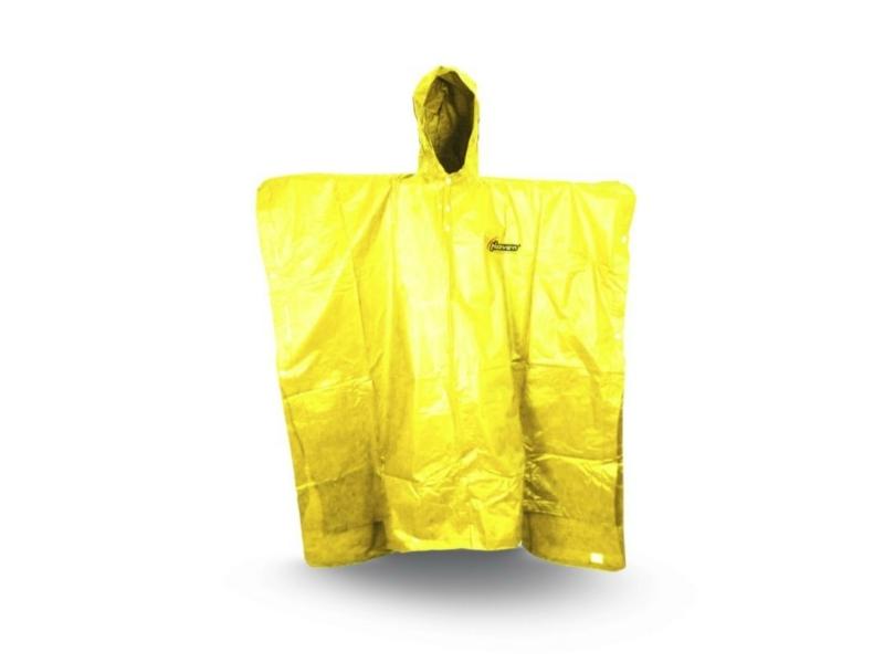 pláštěnka HAVEN Poncho žlutá S