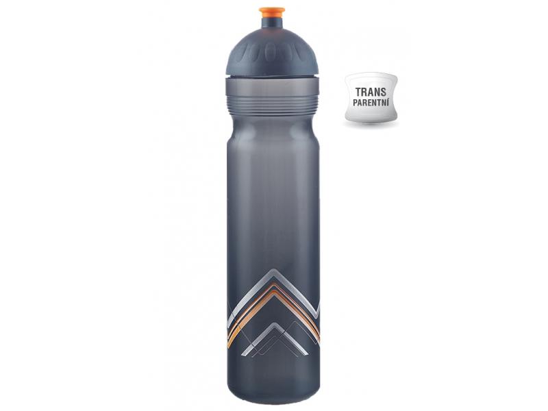 láhev 1.0l RaB BIKE oranžová Zdravá lahev