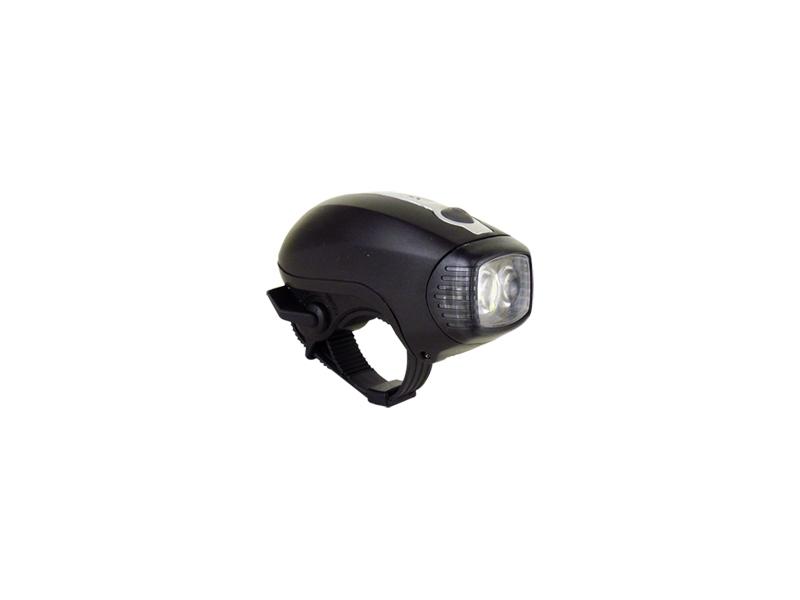 světlo P MOON M-2 2LED 20lm černé