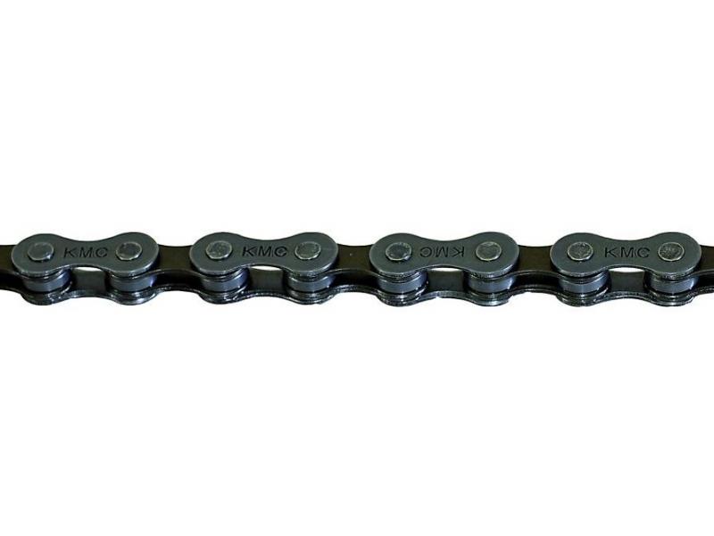 řetěz KMC HV-500 hnědý PVC 5/6/7sp.