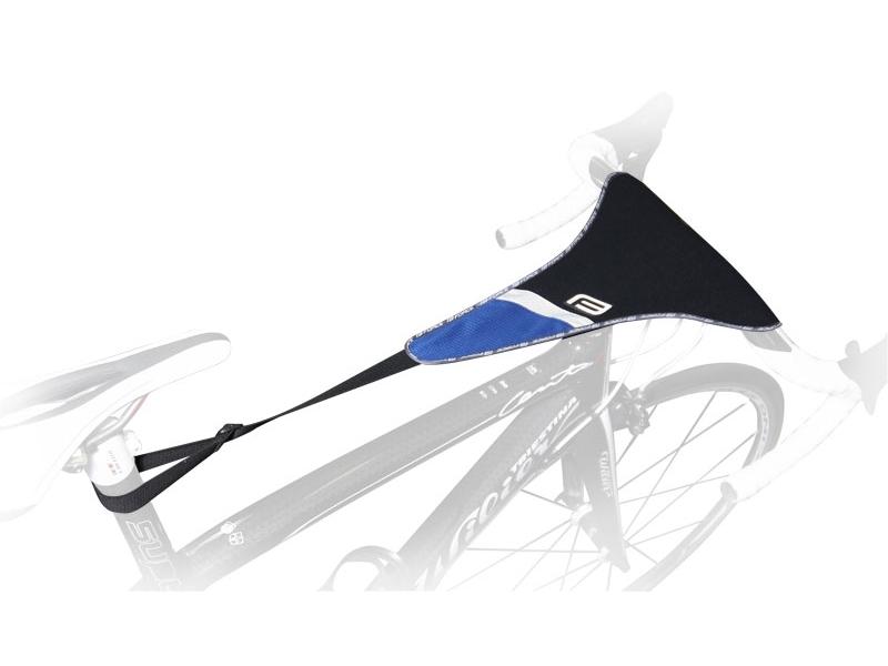 trenažer FORCE-potítko (ochrana rámu) černo-modré