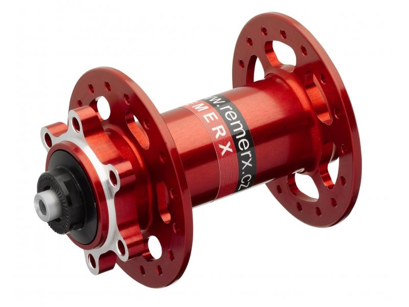 náboj P Remerx MTB DISC RX2503,28děr,červený