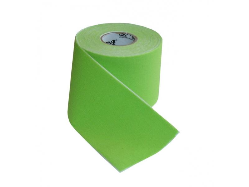 páska tejp.KINEZIO 5cm x 5m zelená