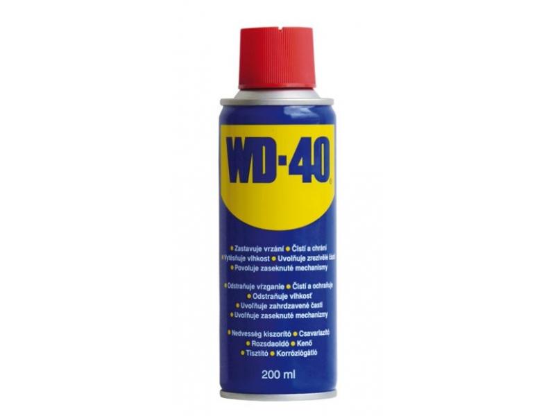 mazivo - olej WD40, sprej 200ml