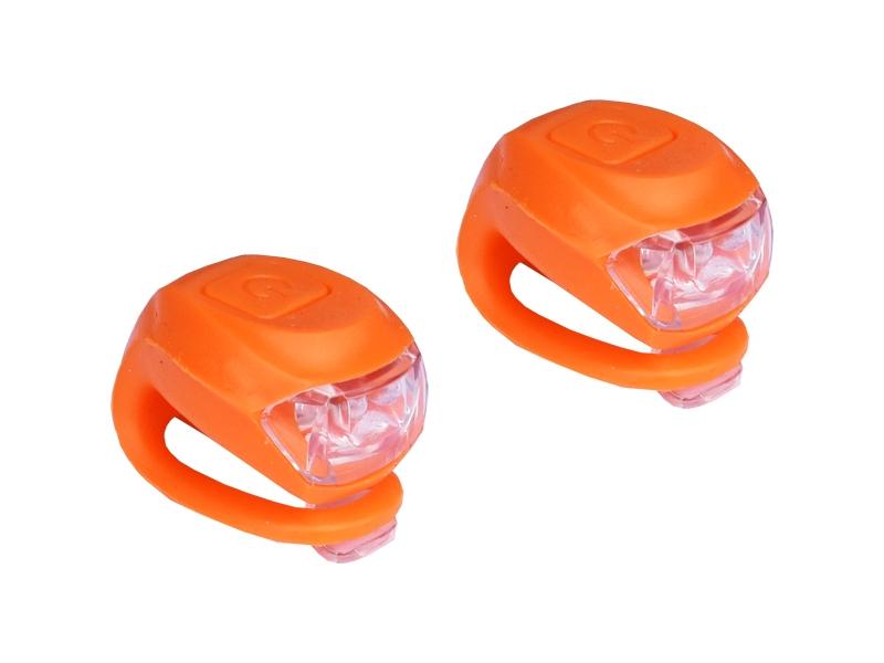 světlo P+Z PROFIL 267-2B oranžové
