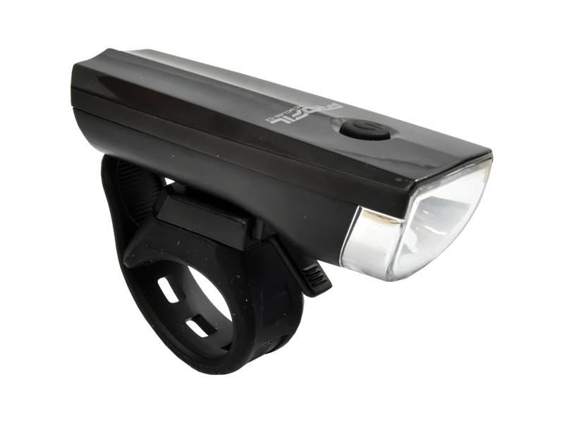 světlo P PROFIL JY-7024 1-Watt černé