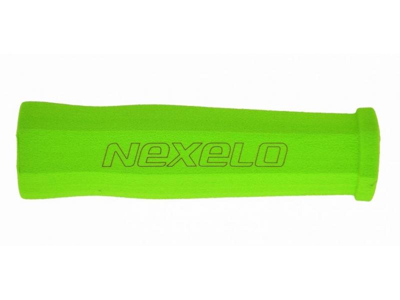 gripy NEXELO pěnové 125mm zelené