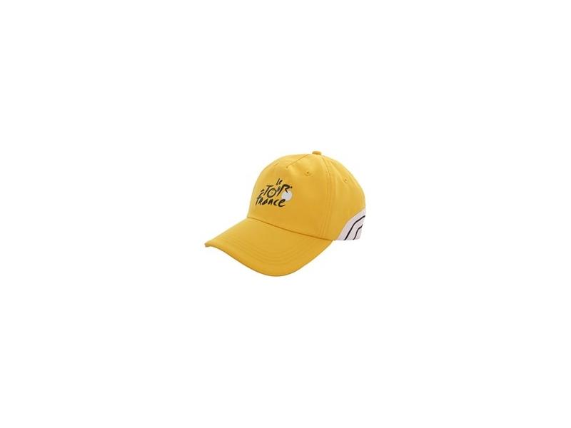 TdF kšiltovka - žlutá