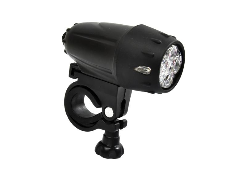 světlo P PROFIL JY-593 5-LED černé