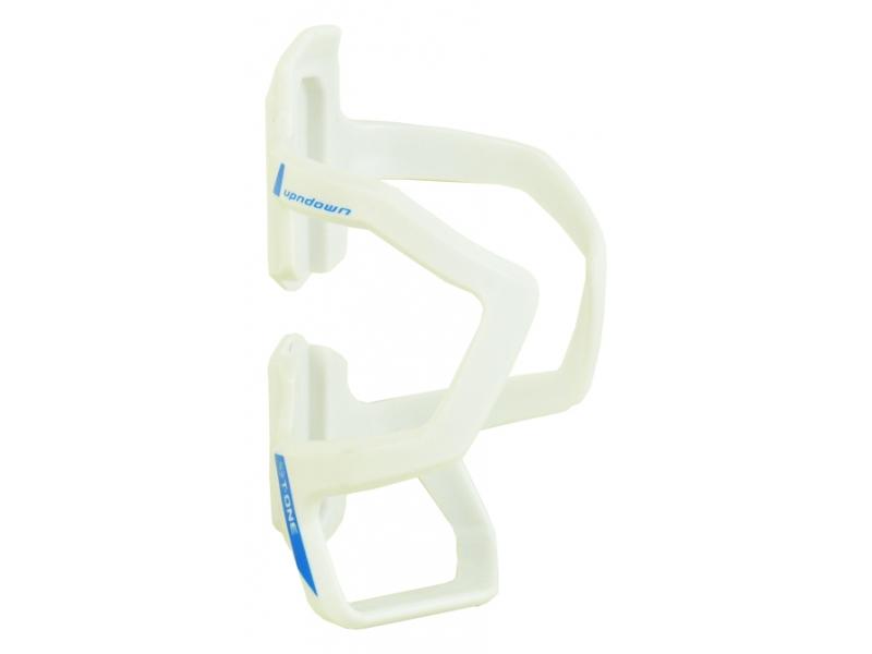 košík na lahev T-ONE UPNDOWN bílý