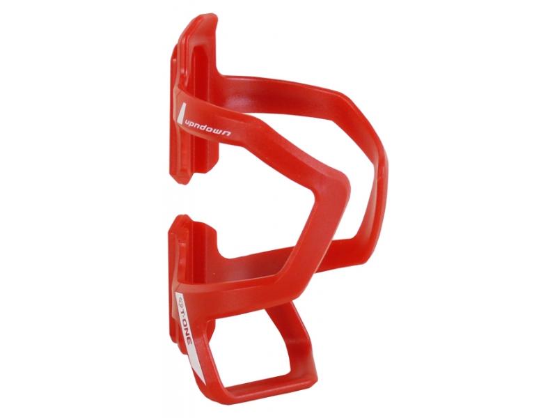 košík na lahev T-ONE UPNDOWN červený