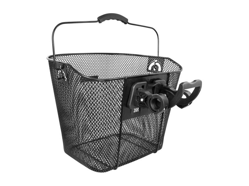 košík P na řidítka oválný KLICK 25.4mm
