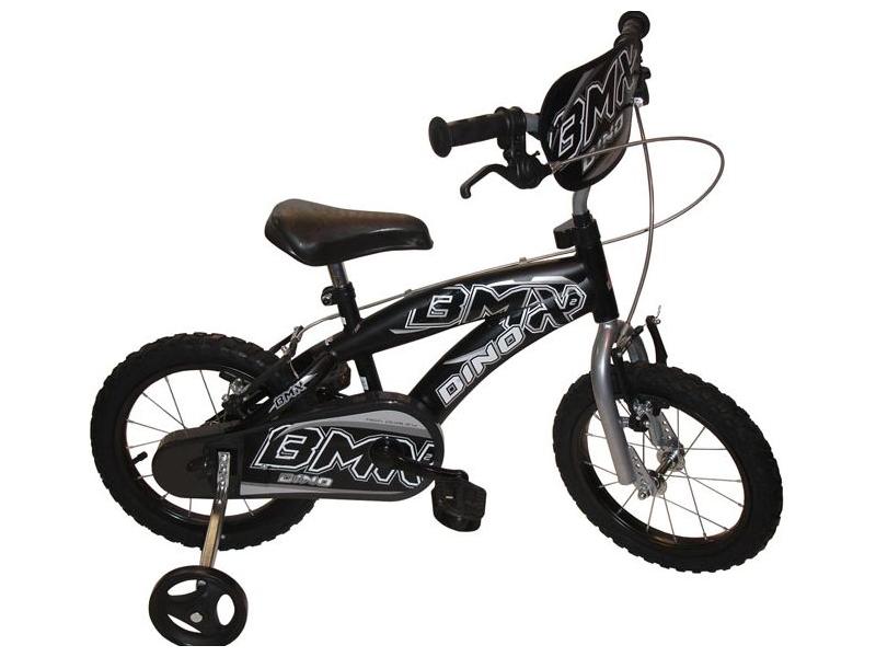 """JK  ACRA 14"""" D  Dino BMX černé"""
