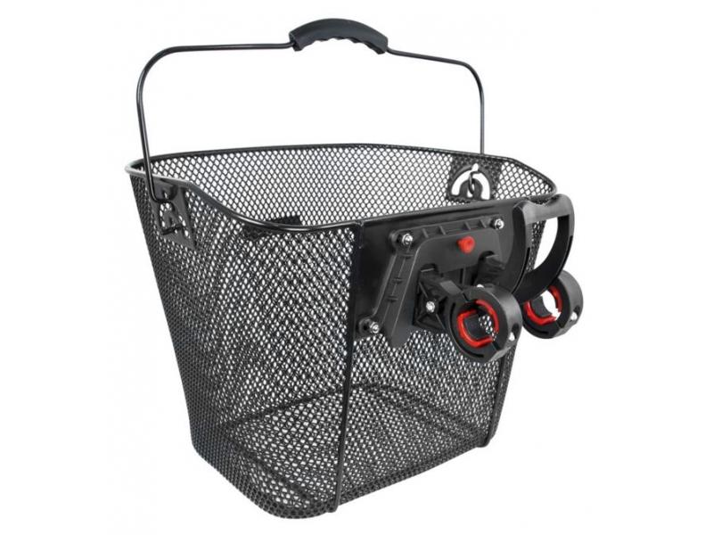 košík P na řidítka oválný KLICK 31,8mm