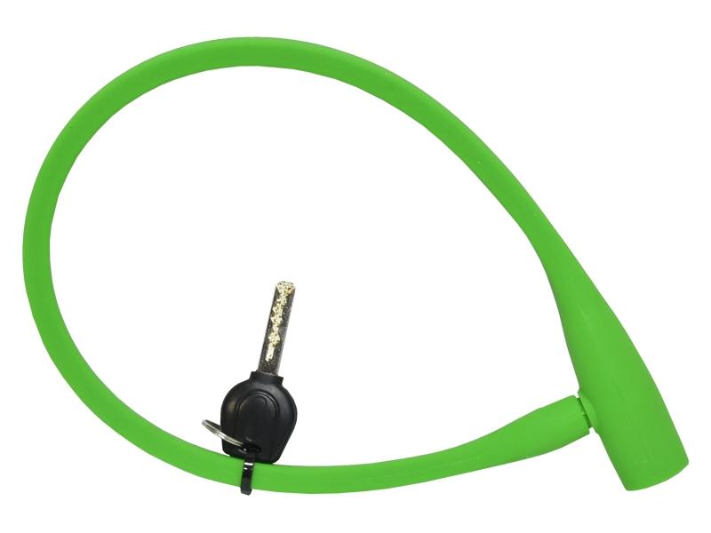 zámek TONYON TY-4543 12x600 zelený silicone