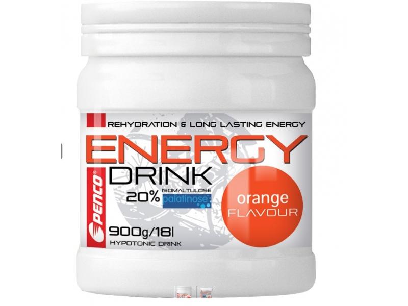 výživa - PENCO ENERGY DRINK 900g pomeranč