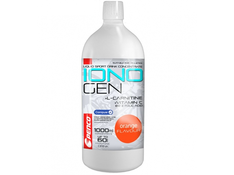 výživa - PENCO IONOGEN iontový nápoj 1000ml růžový grep