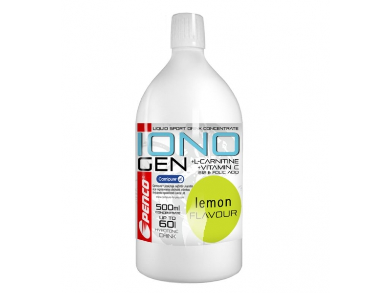 výživa - PENCO IONOGEN iontový nápoj 500ml citron