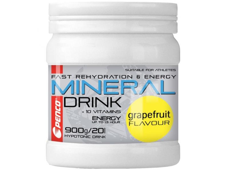 výživa - PENCO MINERAL DRINK 900g, grep
