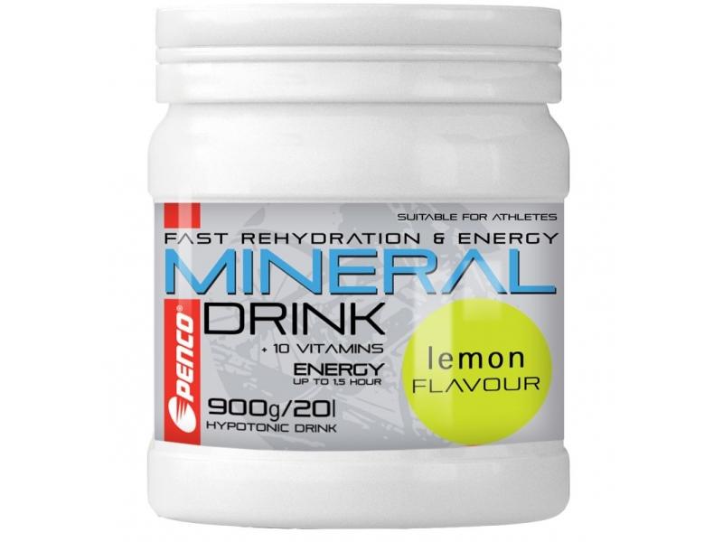 výživa - PENCO MINERAL DRINK 900g, citron