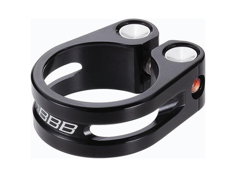 objímka sedlovky BBB BSP-85 LightStrangler 28,6