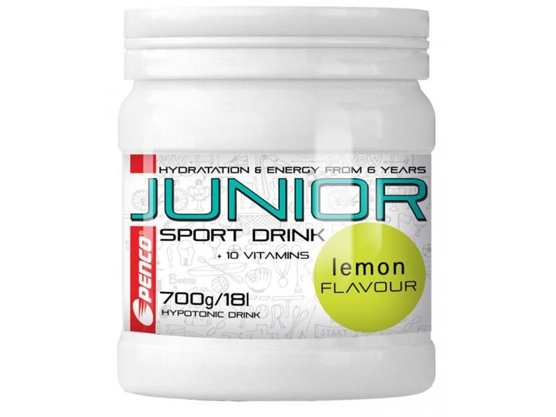 výživa - PENCO JUNIOR SPORT DRINK 700g citron