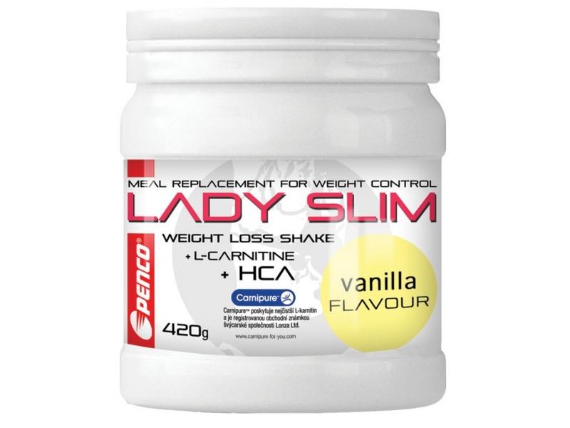výživa - PENCO LADY SLIM 420g vanilka