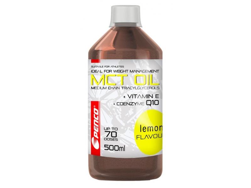 výživa - PENCO MCT olej 500ml citron