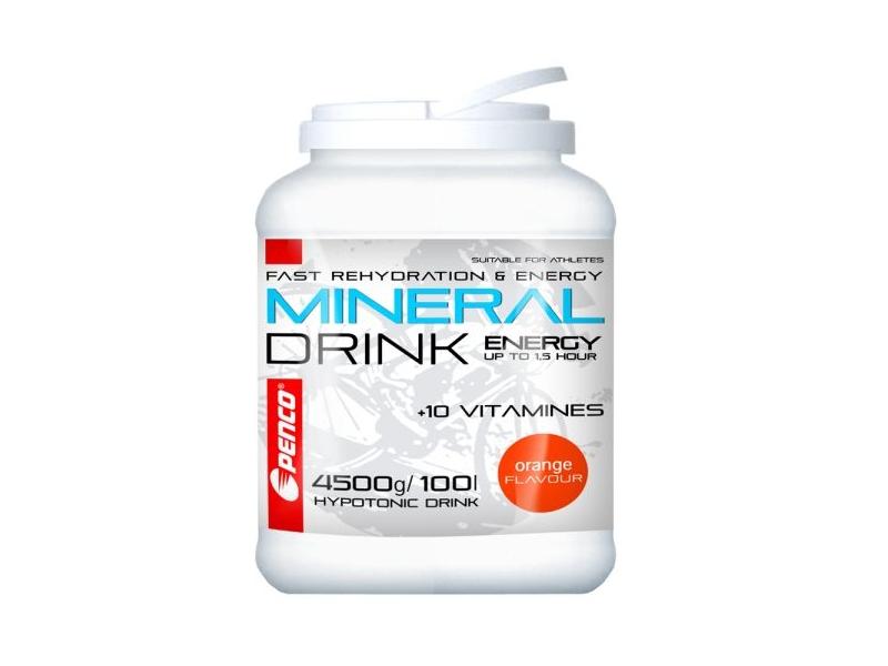 výživa - PENCO MINERAL DRINK 4500g, pomeranč
