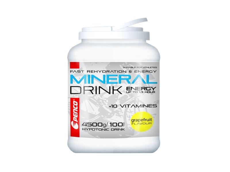 výživa - PENCO MINERAL DRINK 4500g, grep