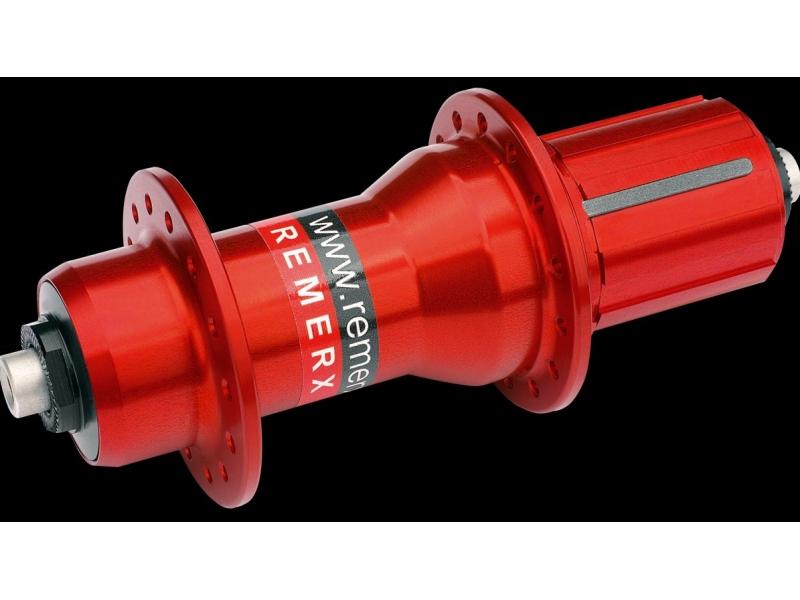 náboj Z Remerx ROAD RX2252,28děr,červený