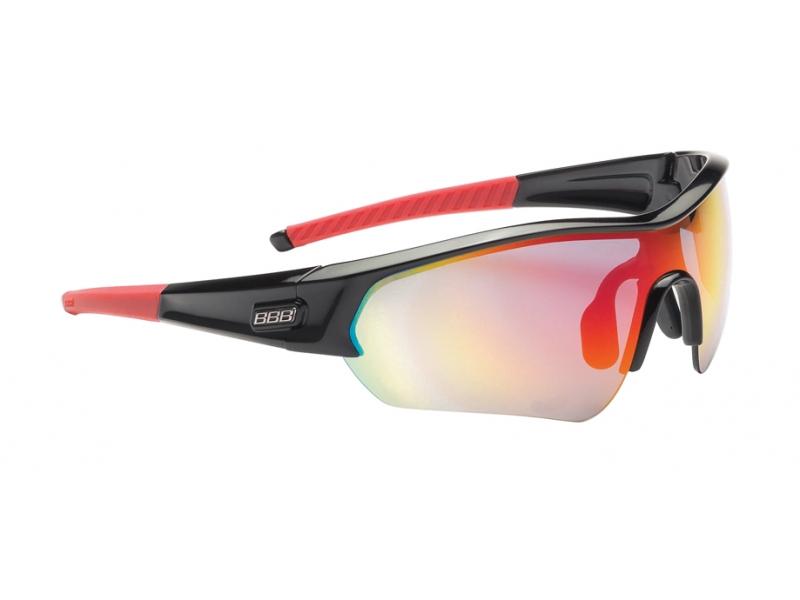brýle BBB BSG-43 Select MLC červené