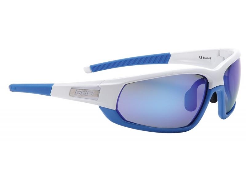 brýle BBB BSG-45 Adapt MLC bílo-modré