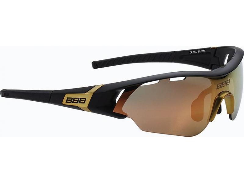 brýle BBB BSG-50 Summit černé matné