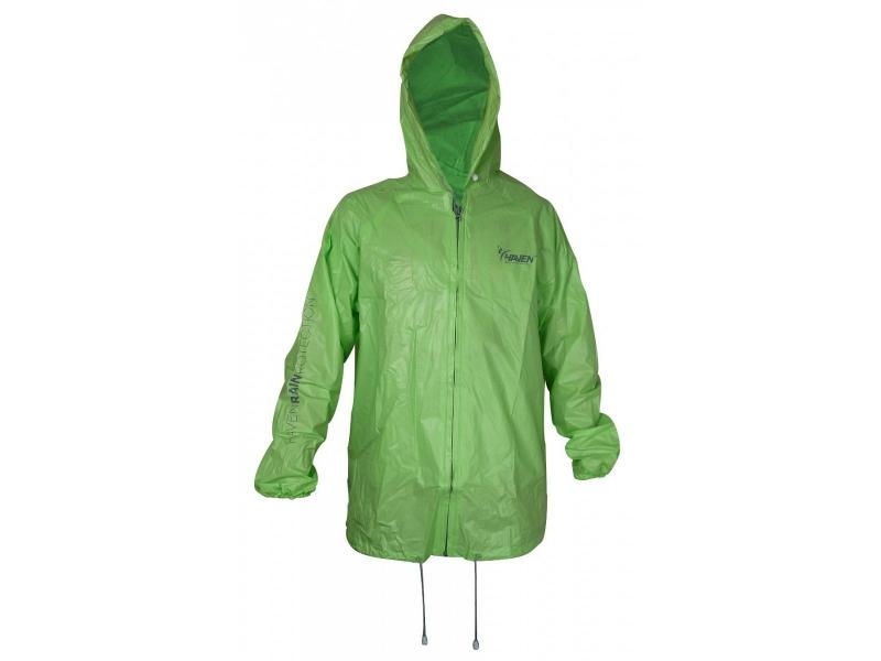 pláštěnka HAVEN Classic II tmavě zelená S