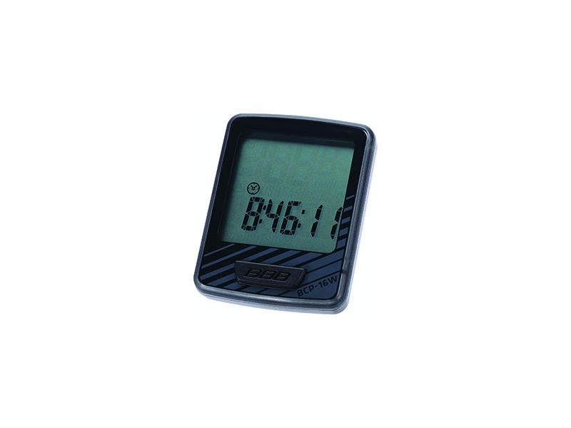 cc BBB BCP-16W Dashboard 12 funkcí černo-šedý bezdrát.