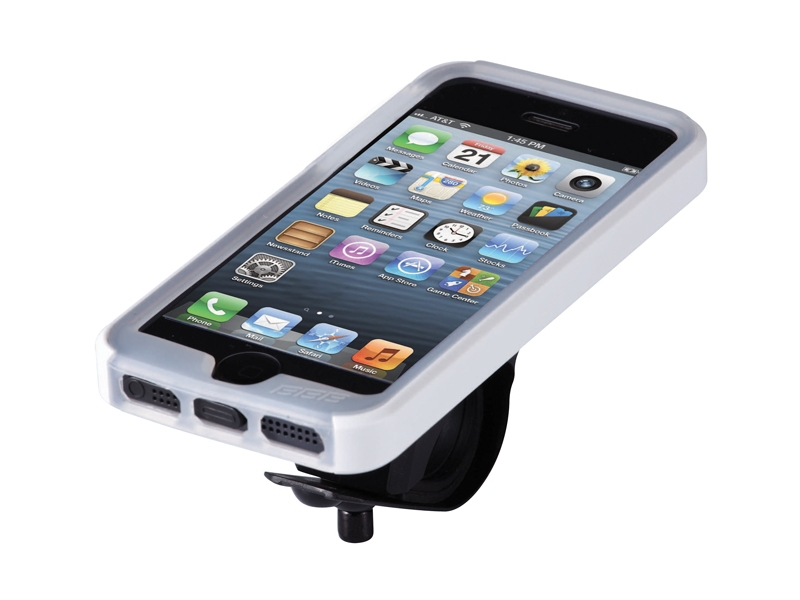držák na smartphone BBB BSM-01 Patron I5 bílý